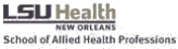 LSU School of Allied Health Professions Logo